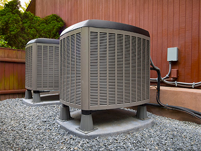 Roof top air conditioning unit