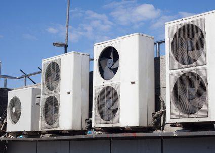 roof top AC units