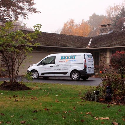 Beery residential HVAC service
