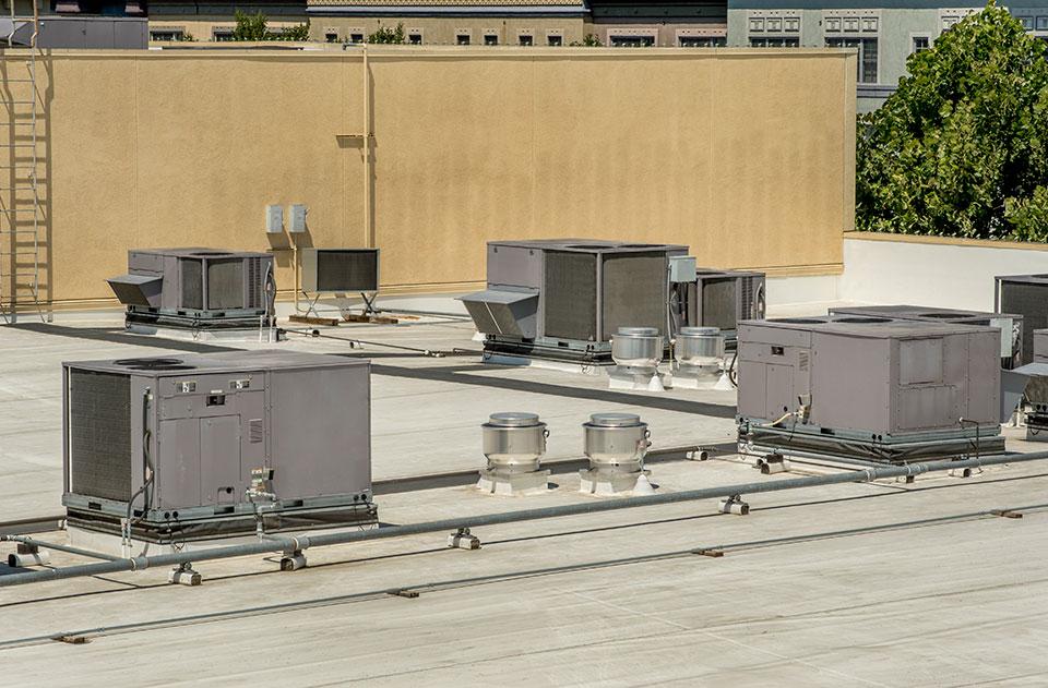 hvac rooftop units